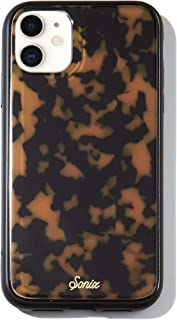 Sonix Brown Tort Case for iPhone 11 [Military Drop Test Certified] Protective Tortoiseshell Leopard Case for Apple iPhone XR, iPhone 11