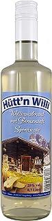 "Hütt""n Willi - Williams-Christ-Birnenbrand m. reinem Birnensaft 25% VOL. 700ml 1"