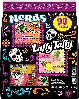 Nerds & Laffy Taffy Halloween Variety Pack, 40 Ounce