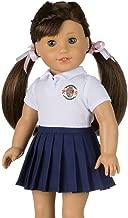 american girl doll uniform