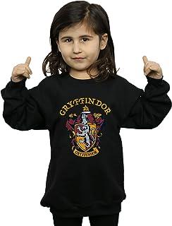 Harry Potter Mädchen Gryffindor Crest Sweatshirt