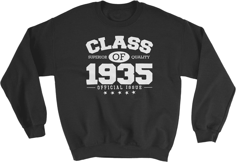 HARD EDGE DESIGN Unisex 1935 We OFFer at cheap prices Memphis Mall Sweatshirt Class of