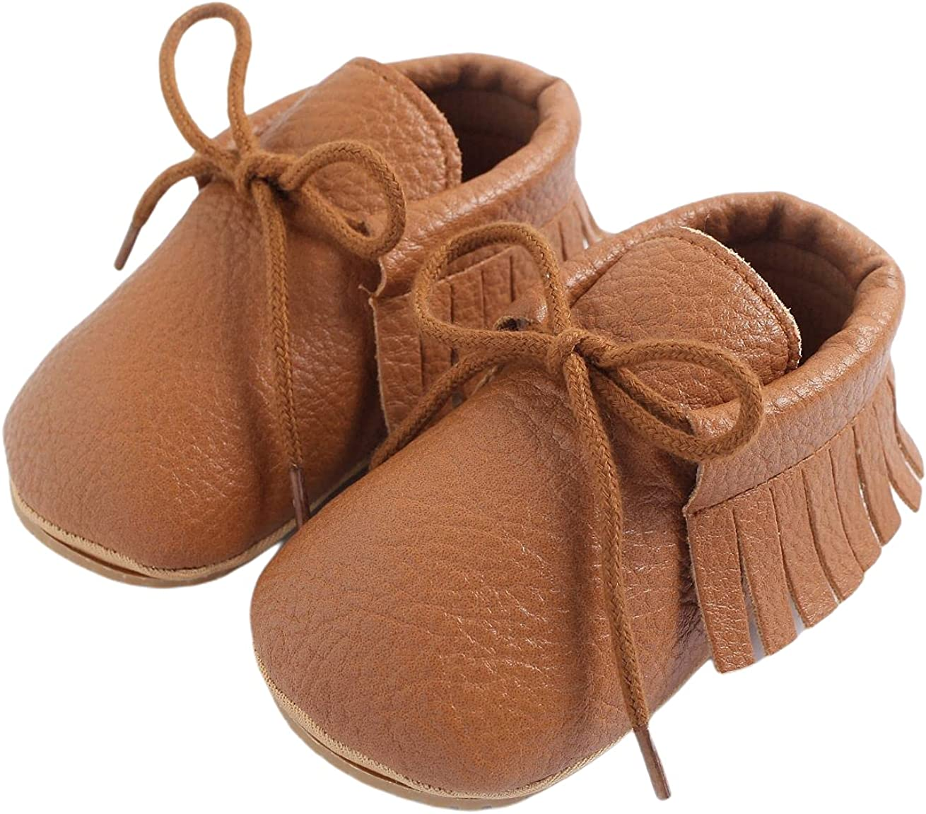 Baby Outlet SALE Boys Girls Moccasins Sneakers Sale special price Prewalker A Tassels Sole Soft
