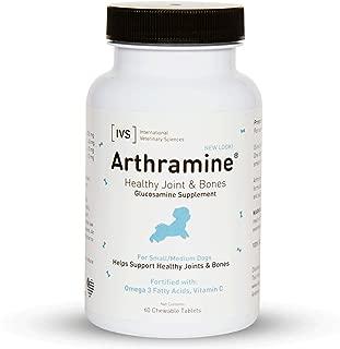 International Veterinary Sciences IVS Arthramine Healthy Joints Supplement