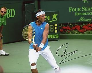 00f08269ecf2a Amazon.com: Rafael Nadal - Sports: Collectibles & Fine Art