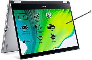 """Acer Spin 3 SP314-54N - Portátil Táctil Convertible 14"""" FullHD (Intel Core i5-1035G1, 8B RAM, 512GB SSD, Intel UHD Graphic..."""