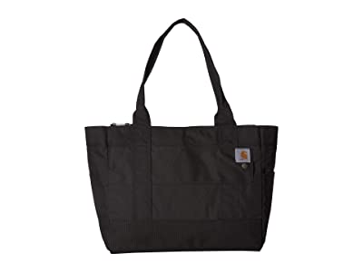 Carhartt Legacy East West Tote (Black) Handbags