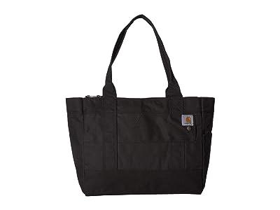 Carhartt East West Tote (Black) Handbags