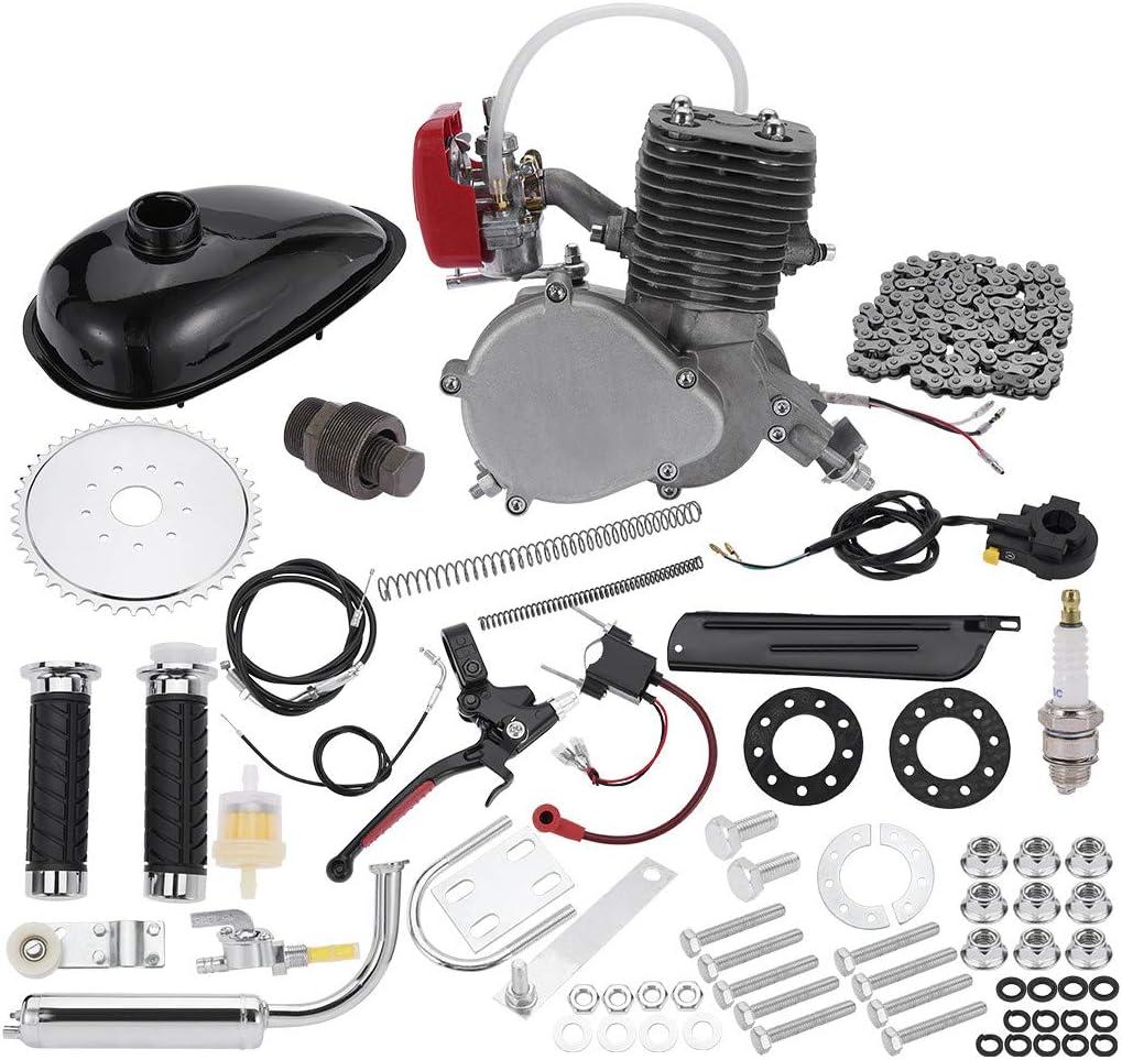 Bicycle Motor low-pricing mart KIT Full Set 100CC 2 Engine P Stroke