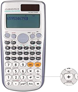 Electronic Scientific Calculators, Professional Full Funtion Calculator for College Student Middle School Student