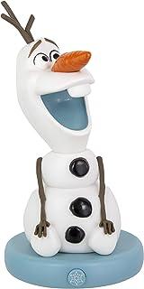 Lámpara decorativa Olaf Frozen, Disney (color blanco)