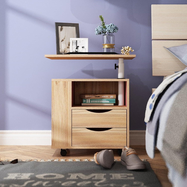 Soges Bedside Table Cabinet Bedroom Furniture Nightstand Table Chest Drawer Storage Cabinet,Oak CT1-OK-CA