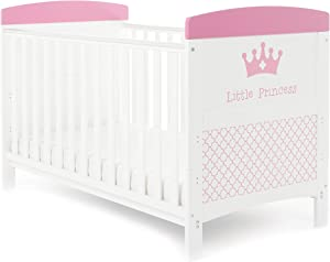 Obaby Grace Inspire Cot Bed Little Princess