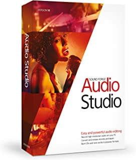 Best sound forge audio studio free trial Reviews