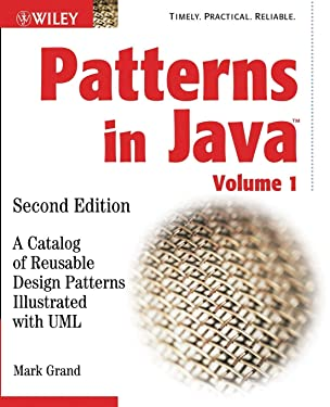 Patterns in Java: A Catalog of Reusable Design Patterns Illustrated with UML, 2nd Edition, Volume 1