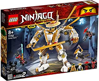 LEGO Ninjago Golden Mech for age 8+ years old 71702