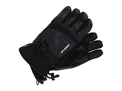 Seirus Softshell Signaltm Glove (Black) Extreme Cold Weather Gloves