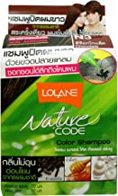 Lolane Nature Code Hair Color Shampoo N3 Chocolate Non-ammonia Natural Extract Kit X 5 Boxes