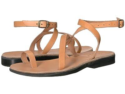 Jerusalem Sandals Mara (Tan) Women