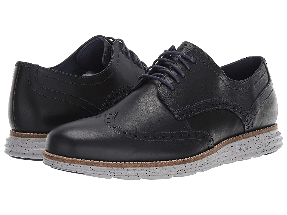 Cole Haan Original Grand Wingtip Oxford (Peacoat/Vapor) Men