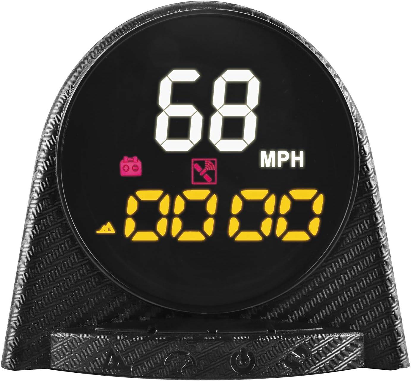 Car Hud Miami Mall Head Up Display Digital Speedomete GPS AUTOOL DC12V 5 ☆ very popular