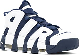 Nike Air More Uptempo (Olympic) White/Metallic Gold-Uni Red-Midnight Navy