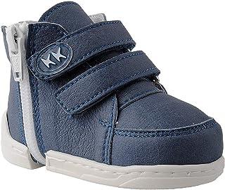 KK KK-Sneaker, {Chaussures premiers pas pour bébé (garçon) - Bleu - bleu, 15 - 16 EU
