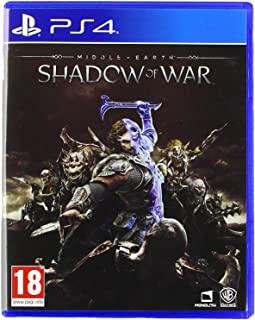 Middle-Earth: Shadow of War by WB Games (PS4)