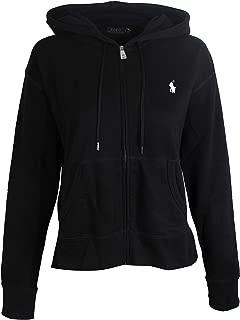 womens black ralph lauren hoodie