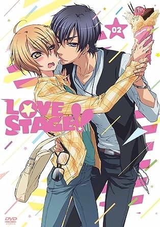 LOVE STAGE!! 限定版 第2巻 [DVD]