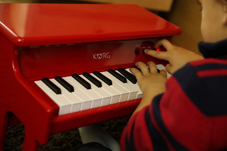 Korg Tiny Red Piano