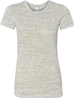 6650 Bella + Canvas Ladies' Poly-Cotton Short-Sleeve T-Shirt