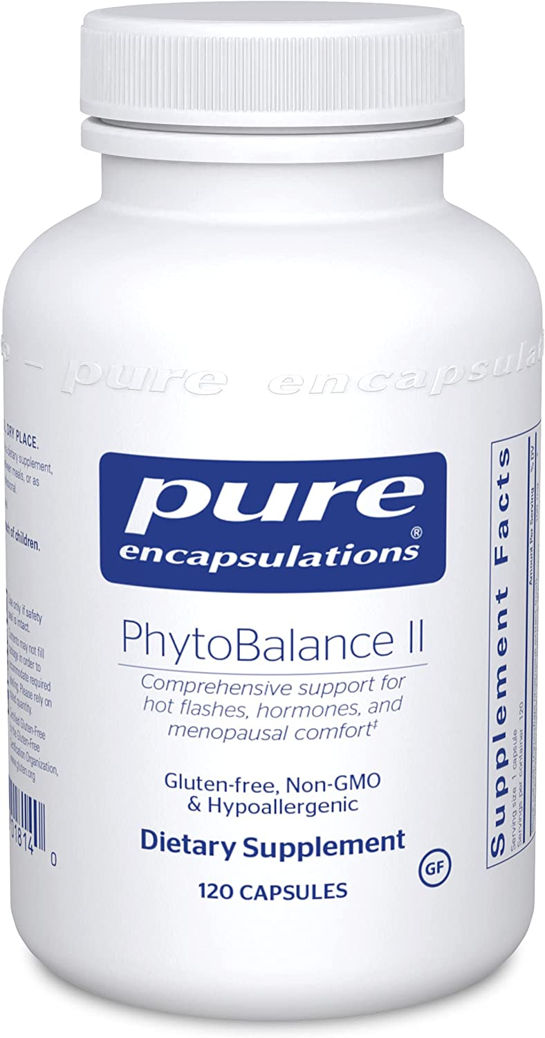 Pure Shipping included Encapsulations - PhytoBalance Estroge II Easy-to-use Supports Healthy