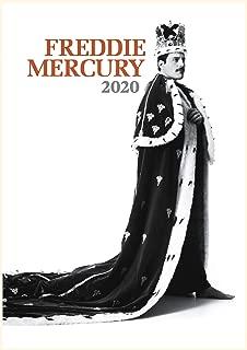 Best freddie mercury calendar 2019 Reviews