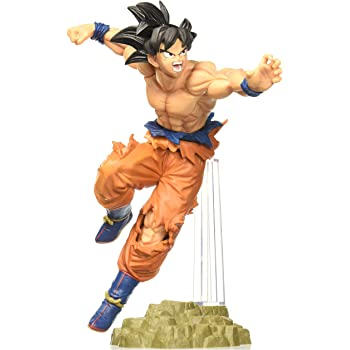 """Banpresto Dragon Ball Super Tag Fighters Son Goku 7"""" Figure Statue"""