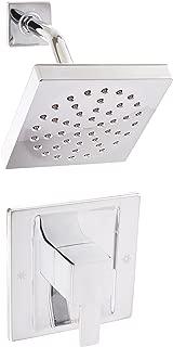 Moen TS3715 90 Degree Moentrol Modern Shower Trim Kit, Valve Required, Chrome