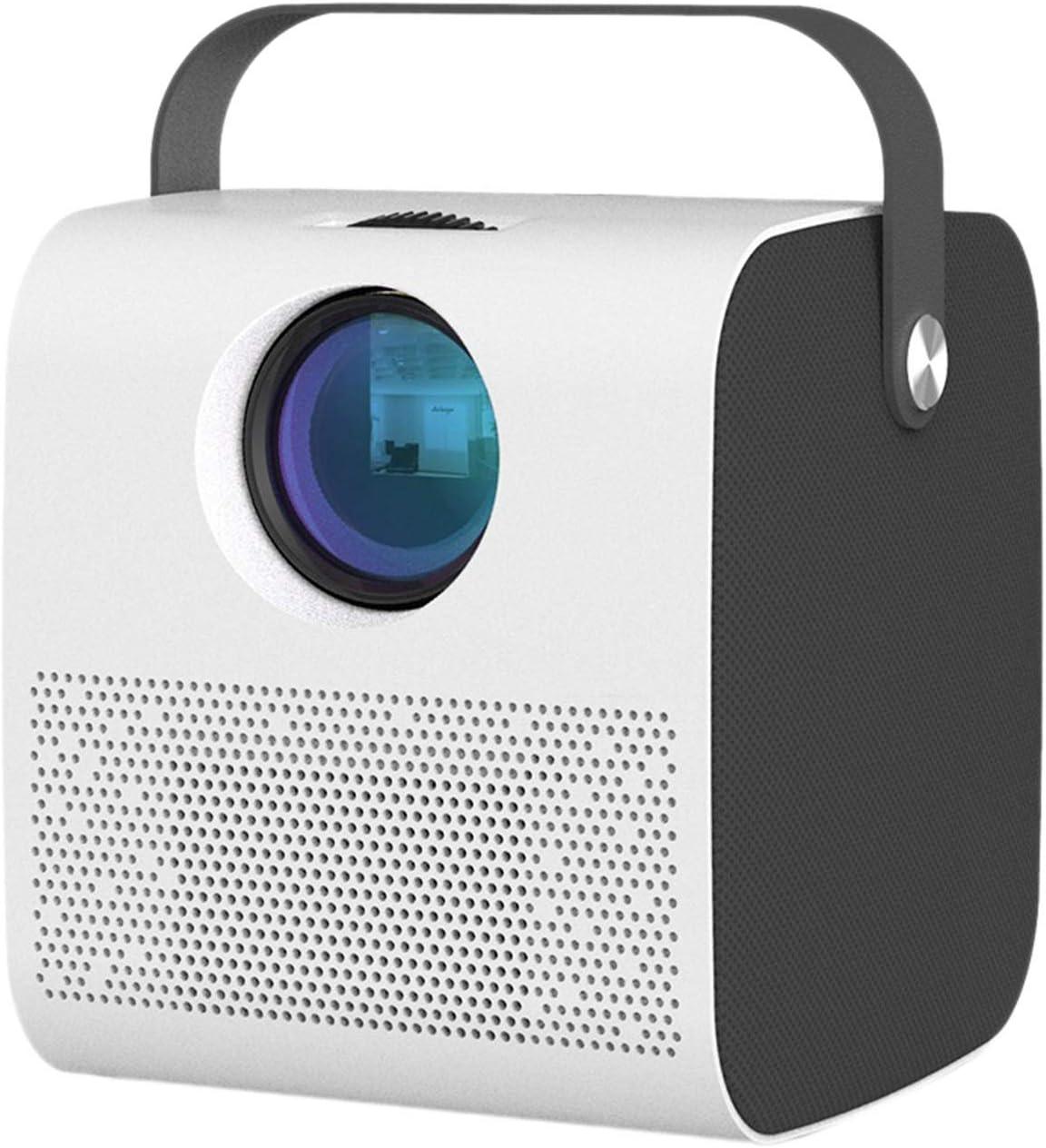 NILINMA Speaker P52 Smart Projector 1280X720 Super special price Portable HD Mobile Alternative dealer