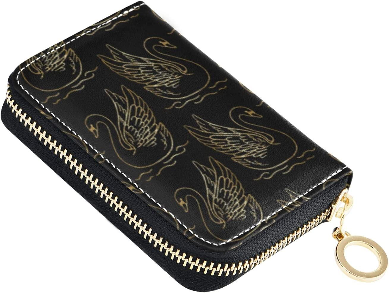 Dealing full price reduction ID Card Wallet Zipper Holder for Me Women Selling rankings Credit Cases