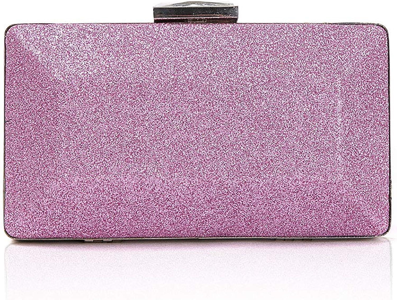 SHMILY Damen Taschen High-End Handbesetzte Pailletten Glitter Party Dinner Bag Clutch Bag Kette Tasche B07GWH68GX  Hohe Qualität und geringer Aufwand