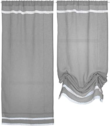 Amazon.it: Tende Per Cucina - Set di tende, tendine e ...