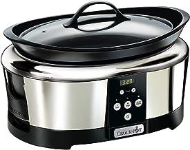 Crock-Pot SCCPBPP605-050 Olla de cocción lenta digital de 5
