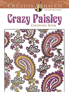 Creative Haven Crazy Paisley