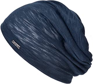 Summer Beanie for Men and Women - Slouchy Lightweight Chemo Cotton Fashion Hat