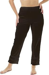 Nylon Ankle Length Pantliner Pant Slip with Snip a Length