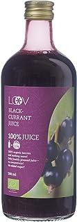 Jugo de Grosella Negra, Orgánico, 500 ml, Extraído 100% Directamente de Bayas Exprimidas, Rico en Vitamina C, Sin Azúcar Añadido, Sin Agua Añadida, Sin Aditivos, Cosechado en el Norte de Europa