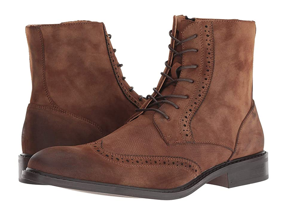 Kenneth Cole Unlisted Buzzer Boot (Tan) Men