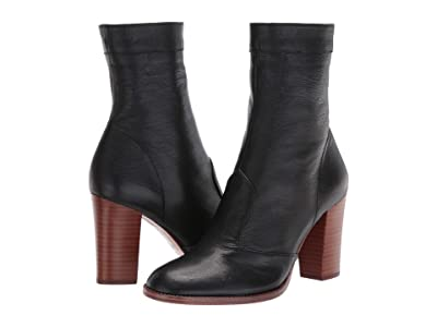 Marc Jacobs Sofia Loves The Ankle Boot 85 mm (Black) Women