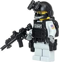 Modern Brick Warfare US Air Force PJ Commando Soldier LG Custom Minifigure
