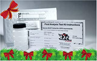 Under My Hood Oil Analysis Premier Kit with Return Postage Included and Fast Results