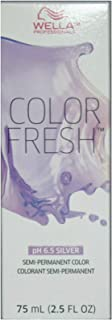 Wella Color Fresh Semi-Permanent Color 0/89 pH 6.5 Silver - Pearl Cendre (2.5 fl oz)